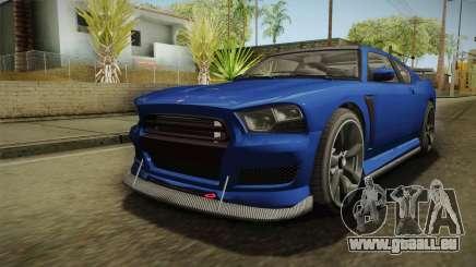 GTA 5 Draufgängertum Buffalo 2-Türer Coupe für GTA San Andreas