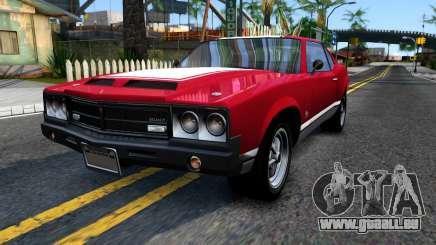 Sabre Turbo GTA 5 pour GTA San Andreas