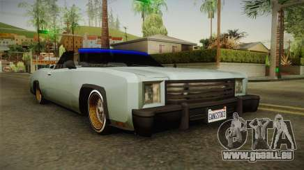 New Buccaneer pour GTA San Andreas