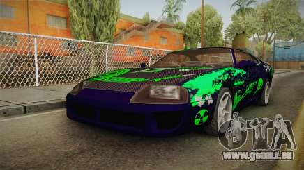 Jester PJ Mutation Drift für GTA San Andreas