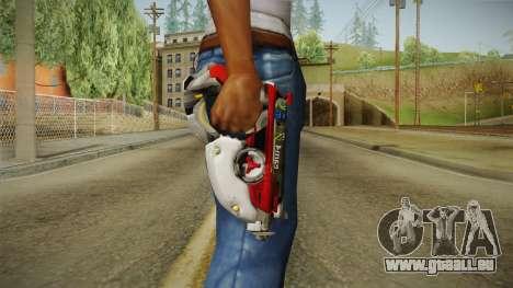 Overwatch 9 - Tracers Pulse Gun v1 pour GTA San Andreas troisième écran