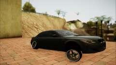BMW M5 E60 black für GTA San Andreas