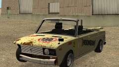 VAZ 2106 Convertible pour GTA San Andreas