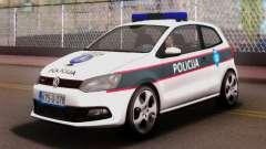 Volkswagen Polo GTI BIH Police Car