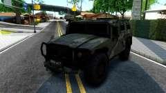 GAZ de Tigre 2330
