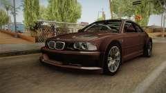 BMW M3 E46 2005 NFS: MW Livery