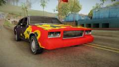 Tahoma Remington PJ3 für GTA San Andreas