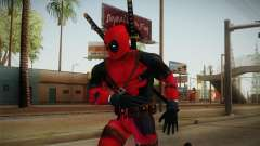 Deadpool The Movie Reskinned