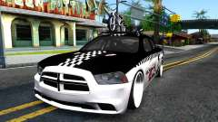 Dodge Charger Race für GTA San Andreas