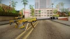 Cross Fire - M82A1 Iron Shark Noble Gold pour GTA San Andreas