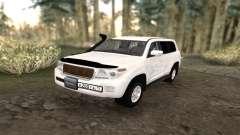 Toyota Land Cruiser 205 für GTA San Andreas