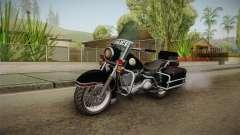 GTA 5 Police Bike SA Style