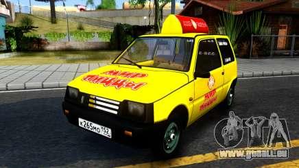 """VAZ 1111 """"Oka"""" Monde de la Pizza pour GTA San Andreas"""