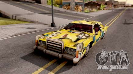 New Remington Paintjob v6 für GTA San Andreas