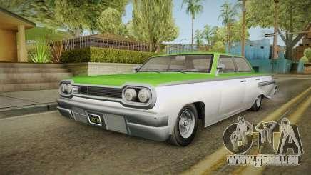 GTA 5 Declasse Voodoo 4-door IVF für GTA San Andreas