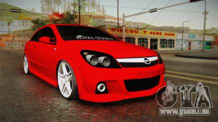 Opel Astra H OPC pour GTA San Andreas