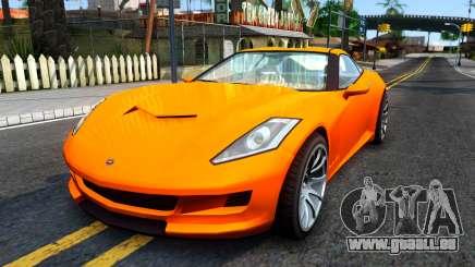 Invetero Coquette GTA V ImVehFt für GTA San Andreas