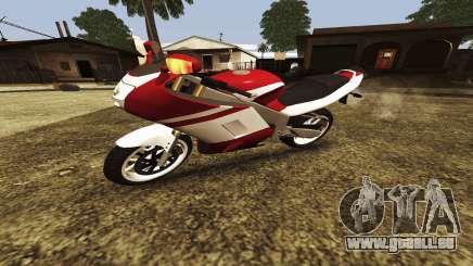 HQ NRG-500 für GTA San Andreas