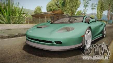 GTA 5 Ocelot Penetrator IVF für GTA San Andreas