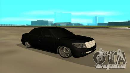 Lada Priora Land Cruiser pour GTA San Andreas