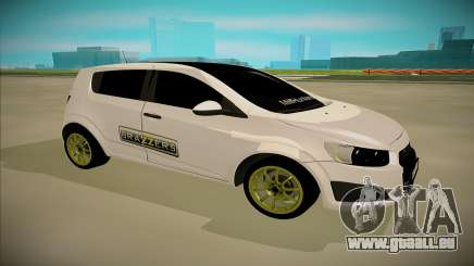 Chevrolet Aveo pour GTA San Andreas