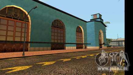Uniy Station HD pour GTA San Andreas