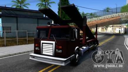 Fire Truck Packer für GTA San Andreas