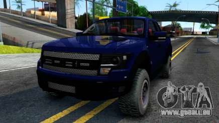 Ford F-150 SVT Raptor Elite 2014 pour GTA San Andreas