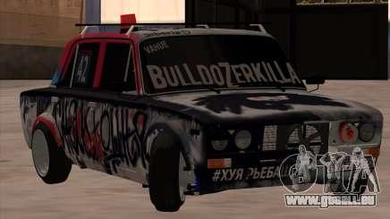VAZ 2106 BuldozerKilla für GTA San Andreas