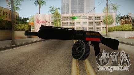 Saiga-12K pour GTA San Andreas