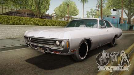 Dodge Polara 1971 Factory Wheel pour GTA San Andreas