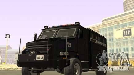 International 4000 Police Special pour GTA San Andreas