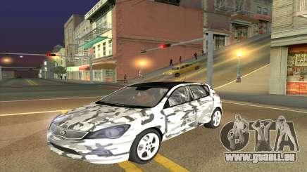 KIA Ceed 1.4 CVVT 2009 pour GTA San Andreas