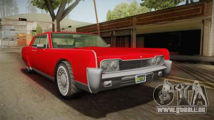 GTA 5 Vapid Chino Continental für GTA San Andreas