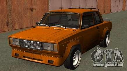 VAZ 2105 VFTS pour GTA San Andreas