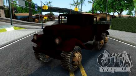 Broken Military Truck für GTA San Andreas