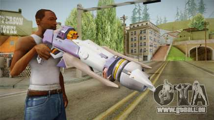 Overwatch 9 - Pharahs Rocket Launcher pour GTA San Andreas