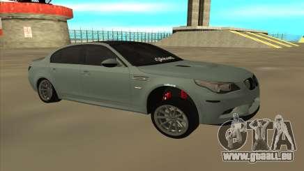 BMW М5 für GTA San Andreas