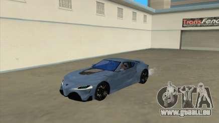 Toyota Supra FT1 Concept 2014 für GTA San Andreas