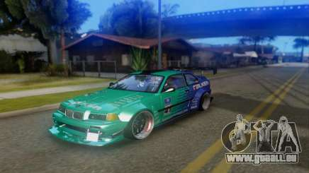 BMW M3 E36 Wide Body für GTA San Andreas