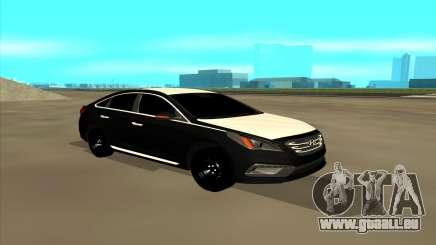Hyundai Sonata für GTA San Andreas