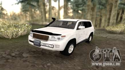 Toyota Land Cruiser 205 pour GTA San Andreas