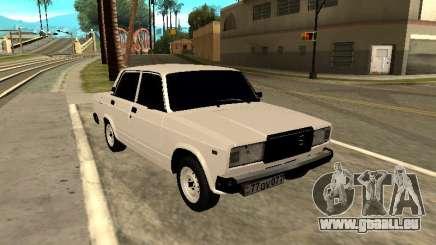 VAZ 2107 Armenian pour GTA San Andreas