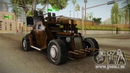 Raku Desert Hustler pour GTA San Andreas