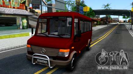 Mercedes-Benz Vario pour GTA San Andreas