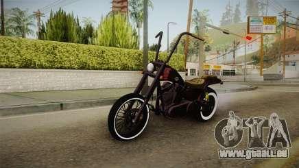 GTA 5 Western Daemon pour GTA San Andreas