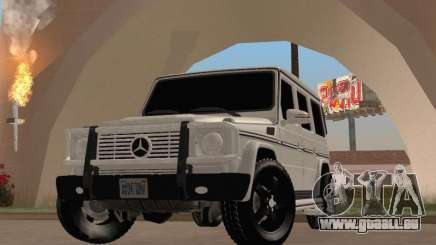 Mercedes-Benz G65 AMG 2012 für GTA San Andreas