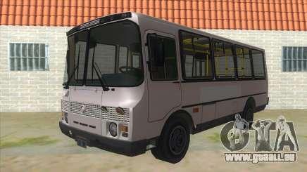 PAZ 32054 Custom pour GTA San Andreas