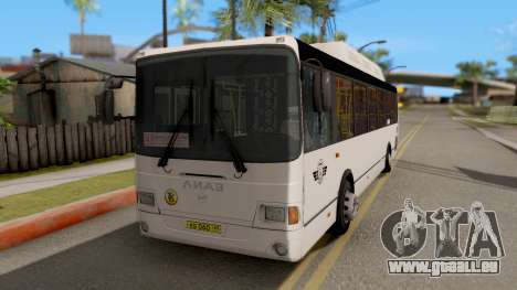 LiAZ-5293.70 für GTA San Andreas
