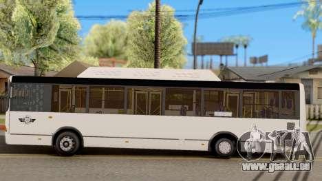 LiAZ-5293.70 für GTA San Andreas linke Ansicht